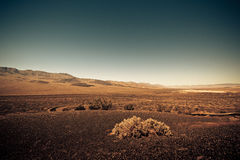 Barren land like Mars Stock Photos