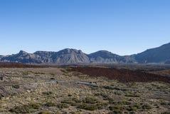 Barren land Royalty Free Stock Photo