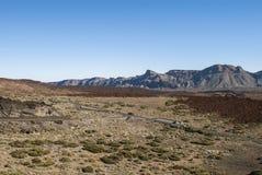 Barren land Royalty Free Stock Photos
