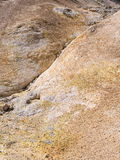 Barren landscape, Lassen Volcanic National Park Stock Image
