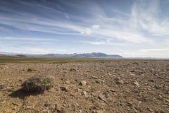 Barren landscape Royalty Free Stock Photo