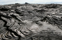 Barren Lava Fields Royalty Free Stock Photo