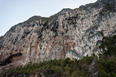 Barren mountain Royalty Free Stock Photography