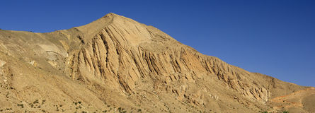 Barren mountain peak Stock Photos