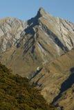 Barren slopes in Mount Aspiring National Park Stock Photography