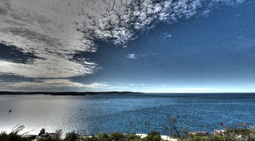 Barrenjoey Headland. Bareenjoey, near Palm Beach, Sydney Stock Images