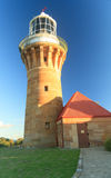 Barrenjoey lighthouse Royalty Free Stock Image