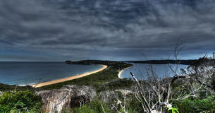 Barrenjoey udde Royaltyfri Foto