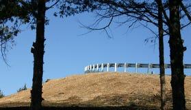 Barrera de caída 1 Imagen de archivo libre de regalías
