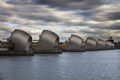 Barrera de Thames Imagen de archivo