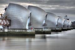 Barrera de Thames Fotografía de archivo