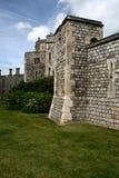 Barrera del castillo de Dover Foto de archivo libre de regalías