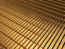 Barres d'or