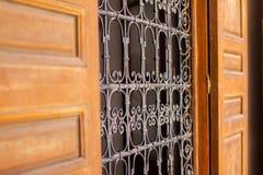 Barres marocaines Photographie stock libre de droits