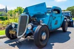 Barretta calda Ford blu 5 Fotografie Stock