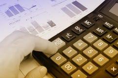 Barrette sul calcolatore Immagini Stock