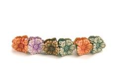 barrettes цветастые стоковое фото rf
