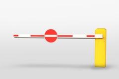 barriär Royaltyfria Foton