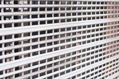 Barriär för säkerhet för husfönsterslutare royaltyfri fotografi