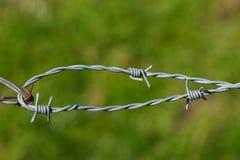 Barrière à haute tension Images libres de droits