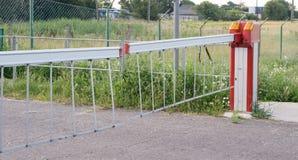 barrière Photo stock