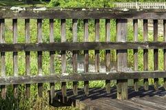 Barrière Image stock