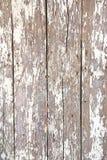 Barrière affligée Vertical Image stock