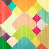Barrière colorée Photo stock