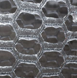 Barrière congelée Photo libre de droits
