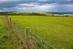 Barrière dans Oxfordshire Photographie stock