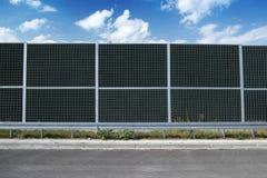 Barrière de bruit Image stock