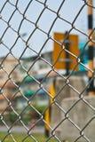 Barrière de câble Images libres de droits