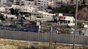 Barrière de la Cisjordanie d'Israélien