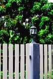 Barrière de lampe Image libre de droits
