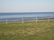 Barrière de mer Images stock