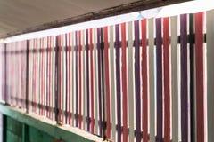 Barrière de mur Images stock