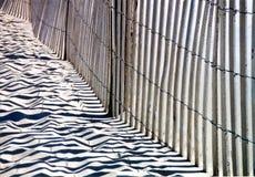Barrière de Rehoboth de la plage 2000 Photo stock