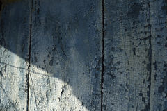 Barrière en bois Photo stock