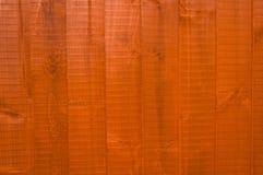 Barrière en bois de planche Photos libres de droits