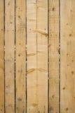 Barrière en bois de texture de fond images stock