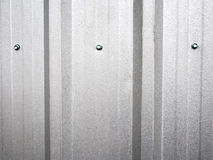Barrière en métal Image libre de droits