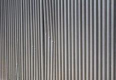 Barrière en métal comme contexte Photographie stock