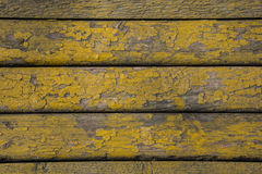 Barrière jaune Photographie stock libre de droits