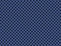 Barrière Metal Grid Photos libres de droits