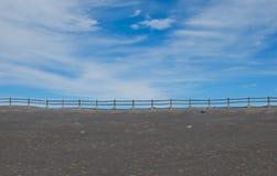 Barrière rustique Image libre de droits