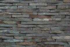 Barrière sous forme de pierres Image stock