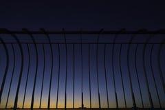 Barrières Photographie stock libre de droits