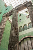 The Barri Gòtic, the gothic quarter in Barcelona Royalty Free Stock Images