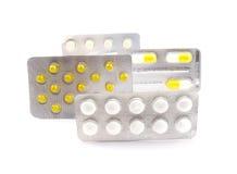 Barricada médica. imagem de stock