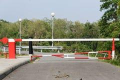 Barricade Royalty Free Stock Photos